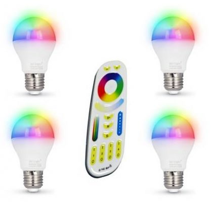 Smart LED light dimmable MiLight FUT014 Smart LED light dimmable MiLight FUT14