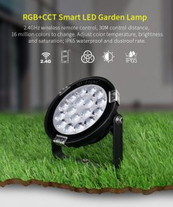 Smart LED lamp Milight RGB-CCT Garden light