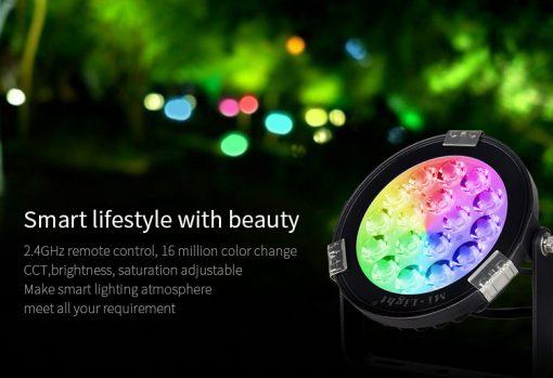 Smart LED lamp Milight RGB-CCT Garden Lights Cl